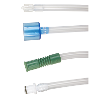 Expansion of Insufflation Tubing Systems